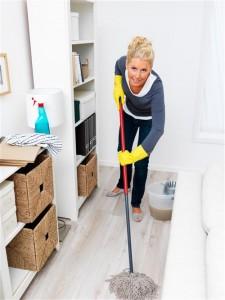ניקוי בית אחרי שיפוץ